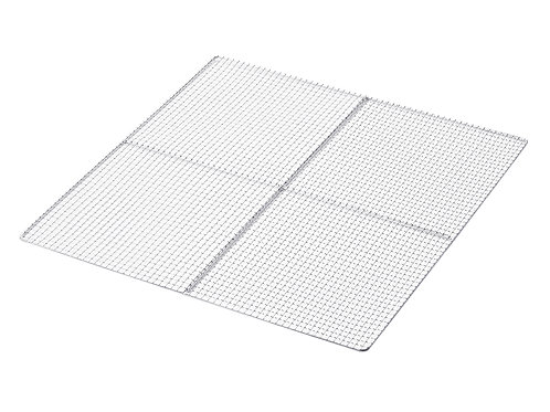 Stainless Steel Mesh Trays - 40x40cm