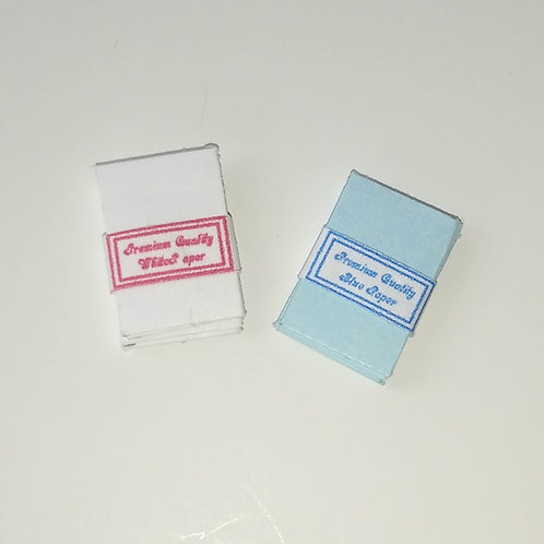 12th Scale Classic Writing Envelopes