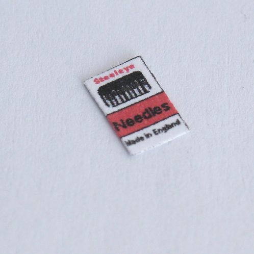 12th Scale Needle Packet