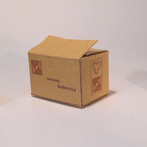 12th Scale Flat Pack Box -Medium