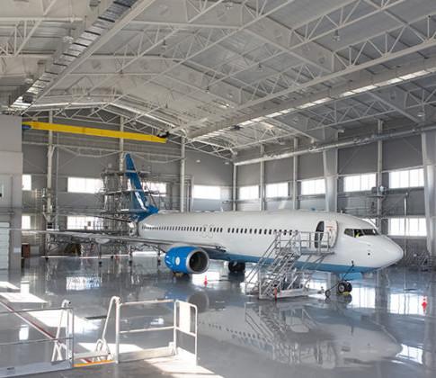 Aircraft & Hangers