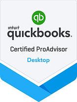 Quickbooks Certified ProAdvisor-Desktop
