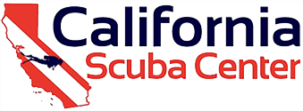 CA Scuba Center Logo