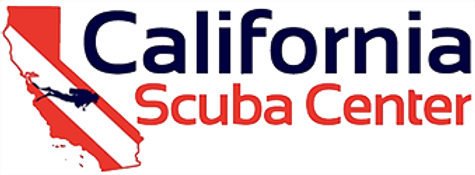 CA Scuba Center Logo