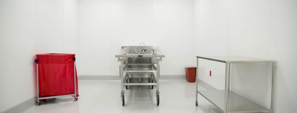 Organ Transplant Epoxy Flooring