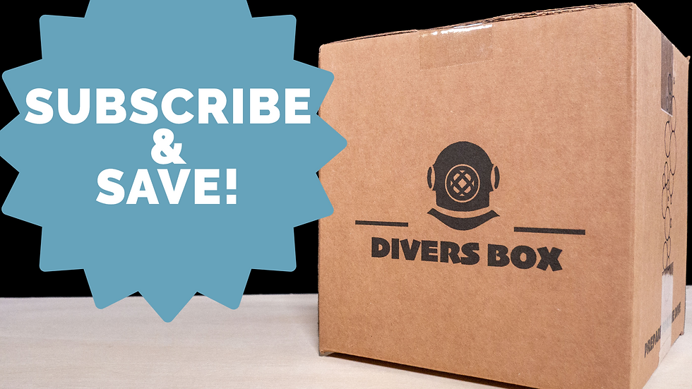 Monthly Divers Box