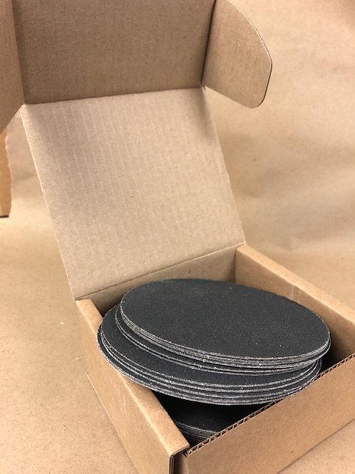 """5"""" X NH Silicon Carbide PSA Disc - (50 discs/box)"""