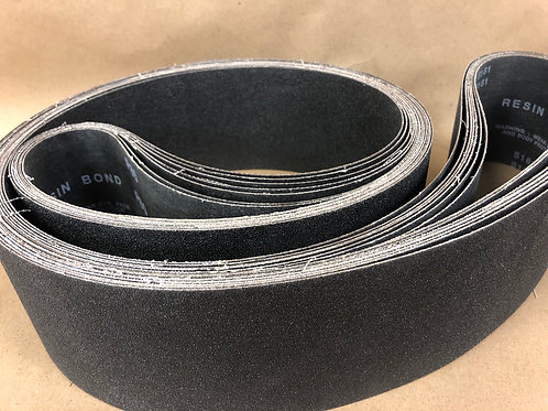 "4"" x 106"" Silicon Carbide Belt (10 belts/box)"