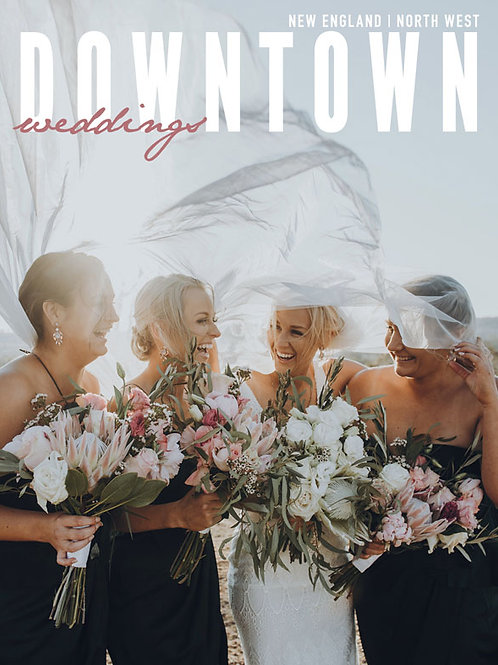 WEDDINGS ISSUE 3