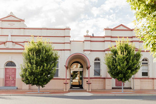INVERELL ART GALLERY'S PASSIONATE PURSUITS