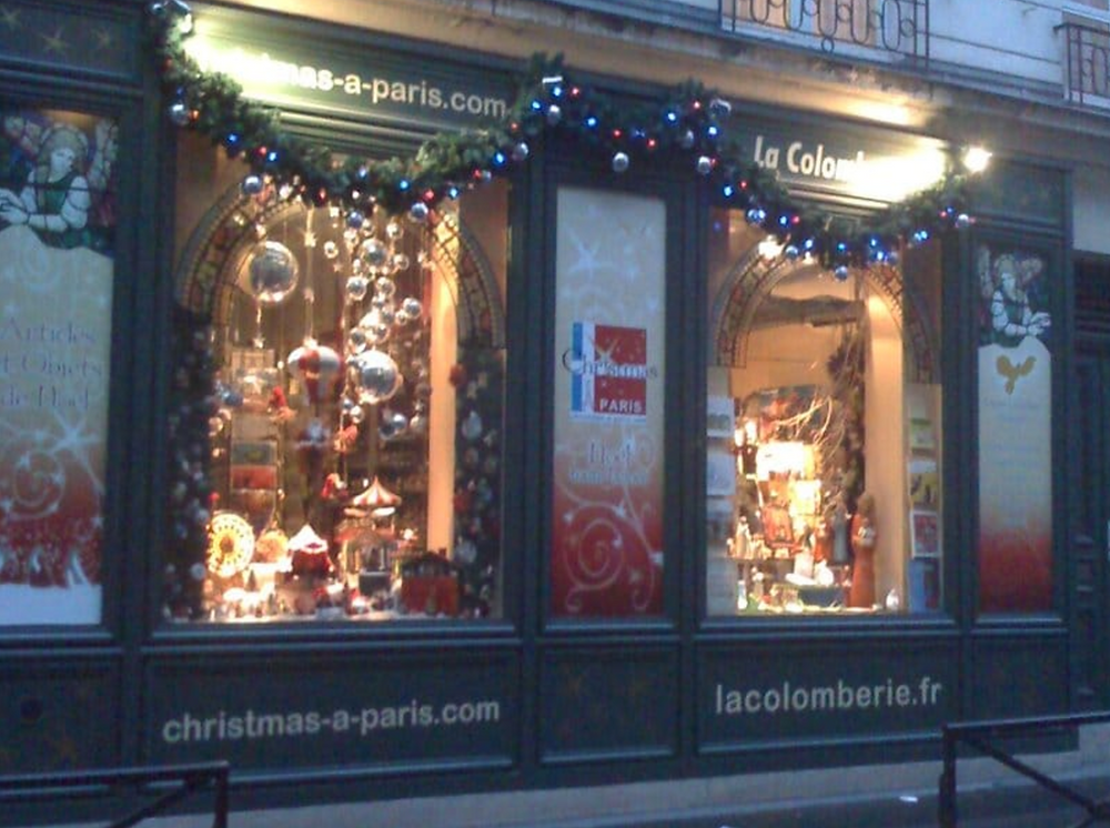 La colomberie Paris