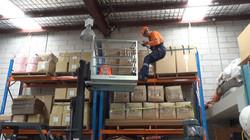 EWP safety line & escape kit