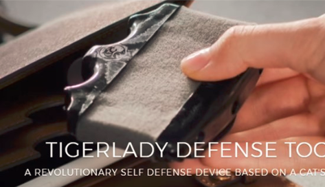 Applications of The Tiger Lady Self Defense Tool