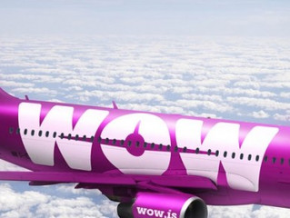 Travel for free with WOW AIR!!