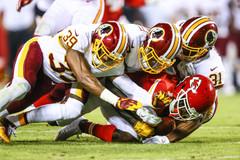 Washington Redskins vs Kansas City Chiefs