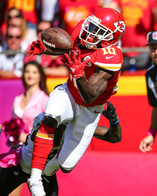 Kansas City Chiefs wide receiver Tyreek Hill (10)