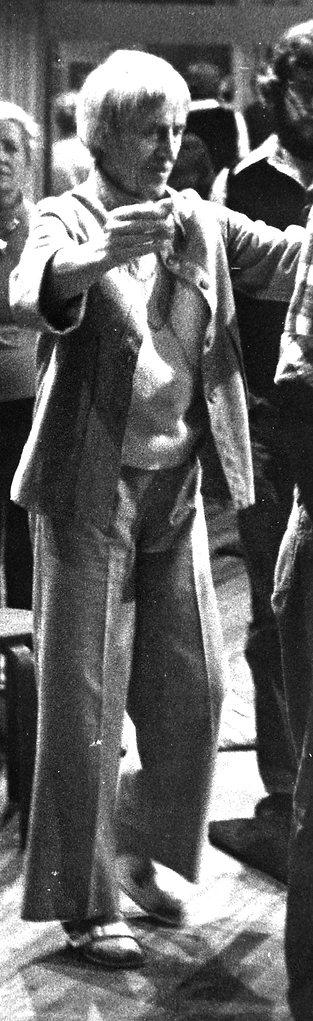 Marj Barstow - 1975 - Philadelphia
