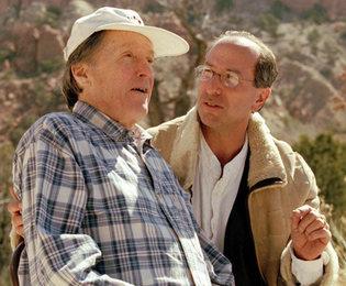 Richard M. Gummere, Jr. (Buzz) with Bruce Fertman