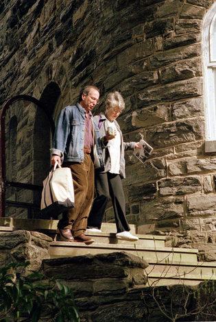 Elisabeth Walker with Bruce Fertman - Philadelphia