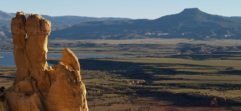 Chimney Rock, New Mexico