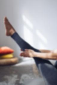 Maja Tripkovic – Ashtanga Yoga Mainz & Wiesbaden – Navasana