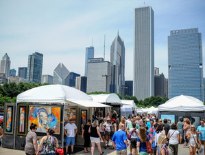 Complimentary Ticket to the Gold Coast Art Fair Chicago