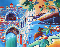 LES PORTES DE JERUSALEM