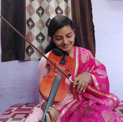 Priya J (Violin) 2020