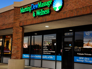 Morning Dew Massage & Wellness launches its Massage & Wellness Franchise