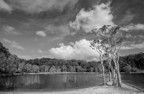 Poona Lake, Australia.