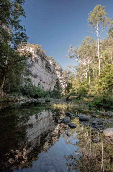 Carnarvon Gorge, Australia.