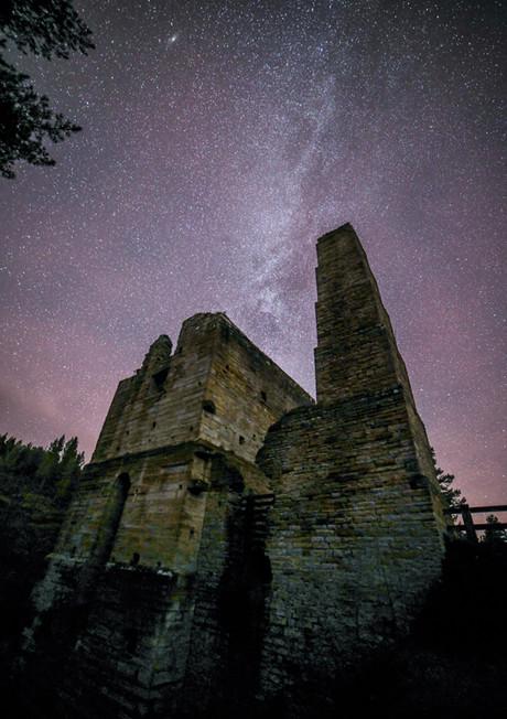 Shildon Pump House and Milky Way.jpg
