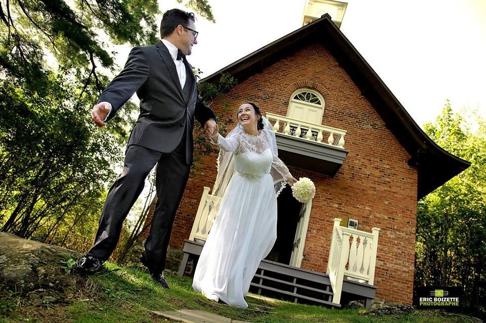 Robe de mariée pour Julie