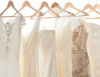Robes de mariées recyclées