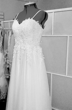 Robe compo 16 tulle