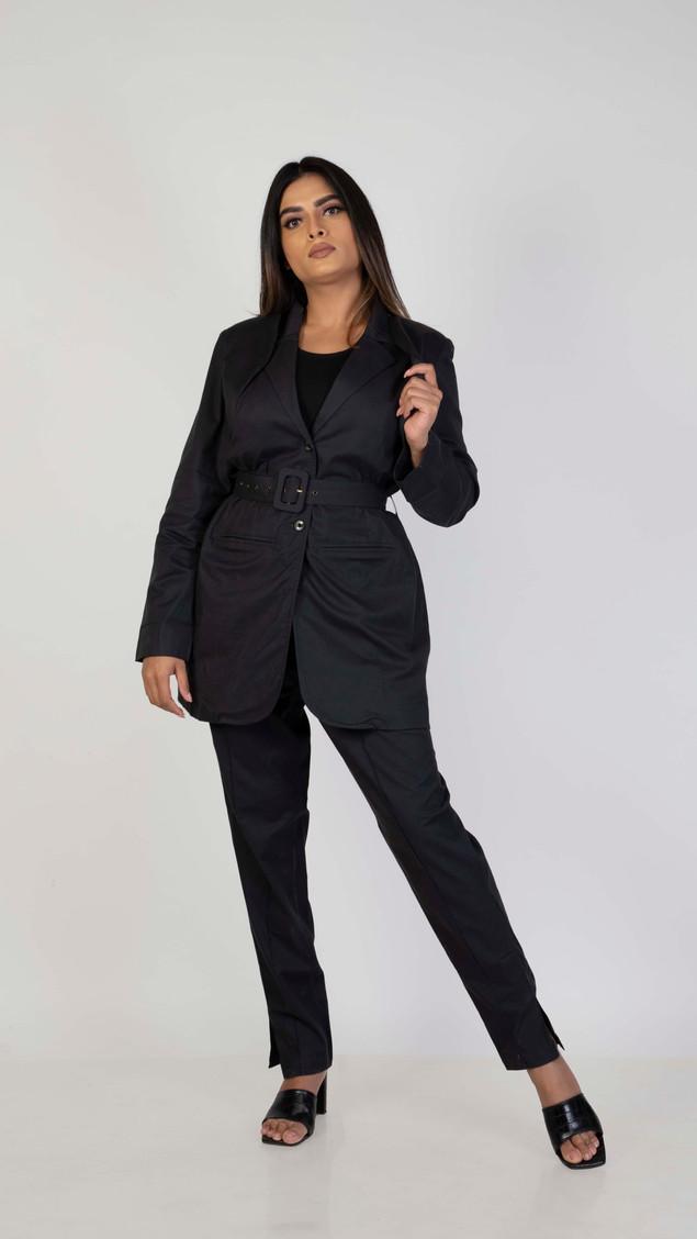 Olivia Vestcoat and Pant Set