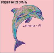 1 Dolphin Sketch sc4707 sc4707P.jpg