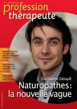 profession therapeute