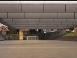Competition Entry for a Canopy at Soto de La Marina