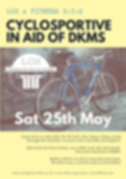 LCH's 1st Cyclosportive in aid of DKMS 6