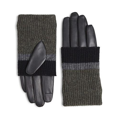 Markberg Helly Glove Groen/Zwart