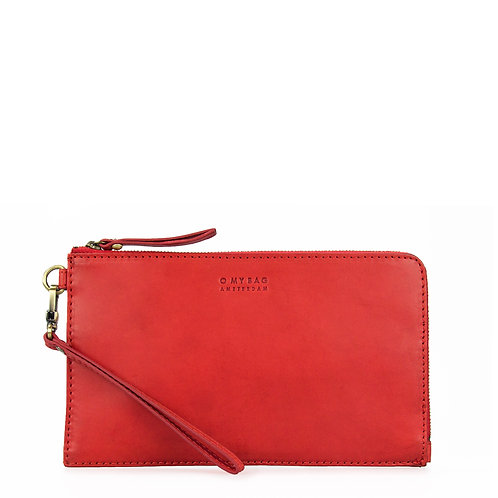 O My Bag Travel Pouch Classic Red