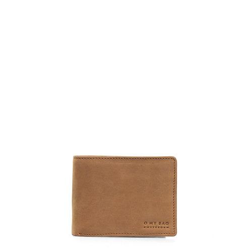 O My Bag Tobi's Wallet Eco Camel