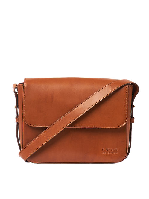 O My Bag Gina Cognac