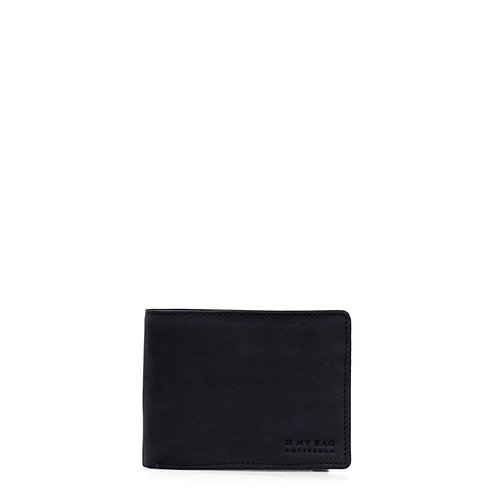 O My Bag Tobi's Wallet Eco Black