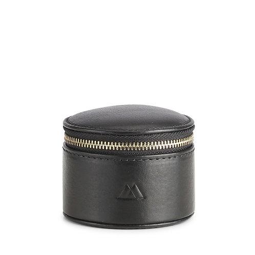 Markberg Lova Jewelry Box S Grain Zwart
