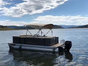 Steamboat Lake Boat Rental