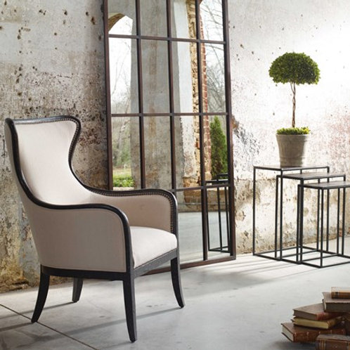 Uttermost SANDY WING CHAIR #23073