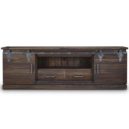 Bramble Sonoma Narrow Media Console 7' - CCA #26793CCA