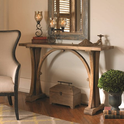 Uttermost GENESIS CONSOLE TABLE #24302
